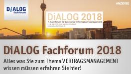 DiALOG Fachforum 2018